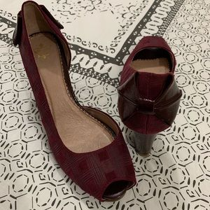 Miss Albright Heels (from Anthropologie)